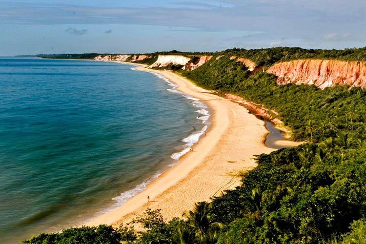 Beach - Hotel Maitei - Arraial d'Ajuda