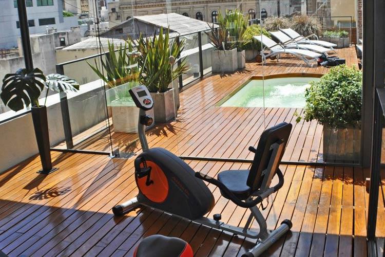 Fitness Room - Azur Real - Córdoba