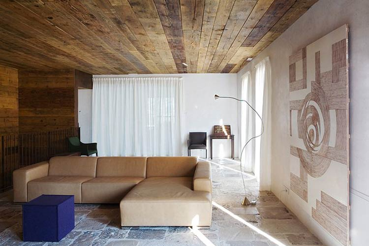 Living Room - Casadonna Reale - Castel di Sangro