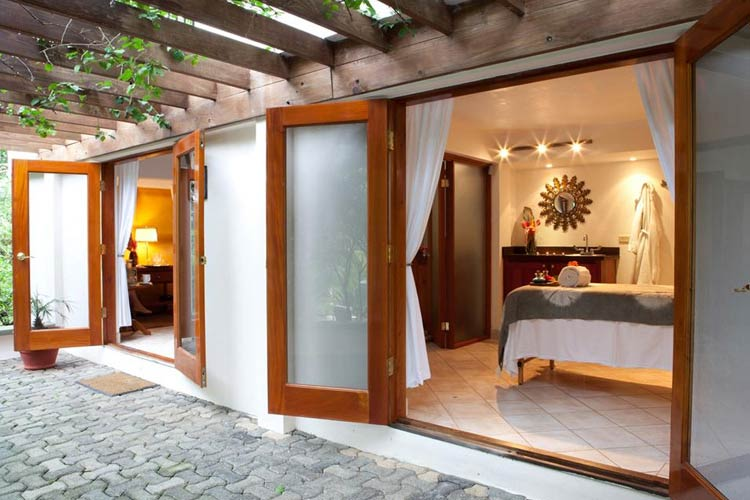 Spa - Ka'ana Boutique Resort - San Ignacio