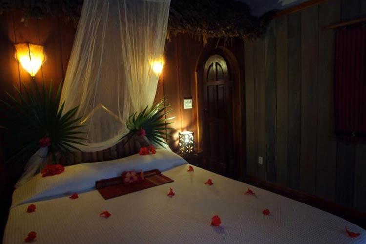 Cabane Bedroom - Portofino - San Pedro
