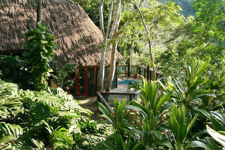 Hotel - Chaa Creek - San Ignacio