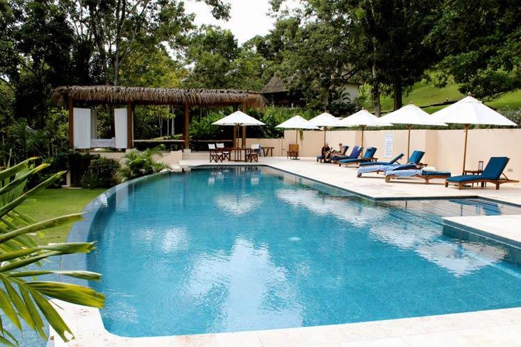 Swimming Pool - Chaa Creek - San Ignacio