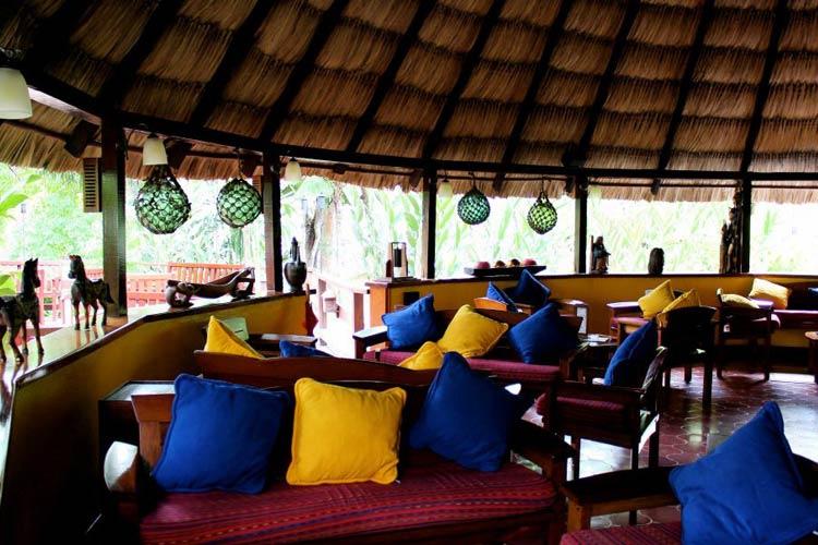 Living Room - Chaa Creek - San Ignacio