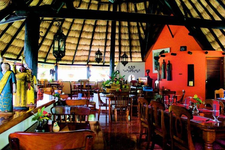Restaurant - Chaa Creek - San Ignacio