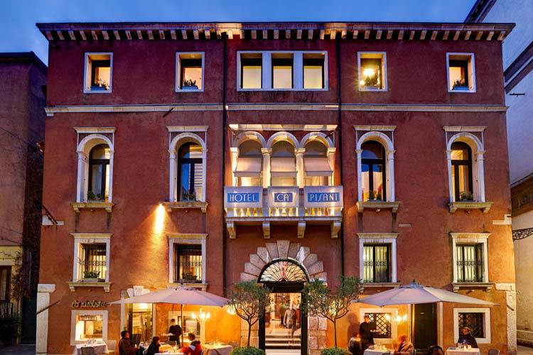 Ca 39 pisani hotel a boutique hotel in venice for Great small hotels