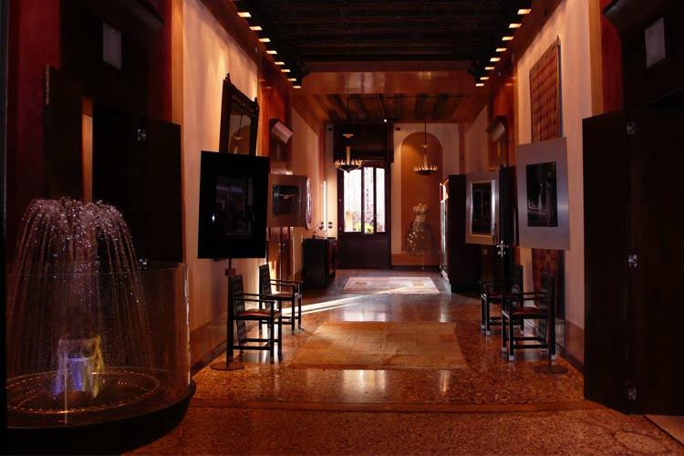 Hall - Ca'Pisani Hotel - Venedig