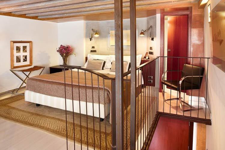 Duplex Double Room - Ca'Pisani Hotel - Venedig