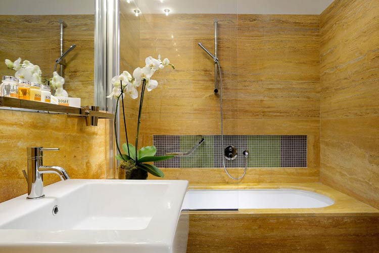 Double Superior Bathroom - Babuino 181 - Rom