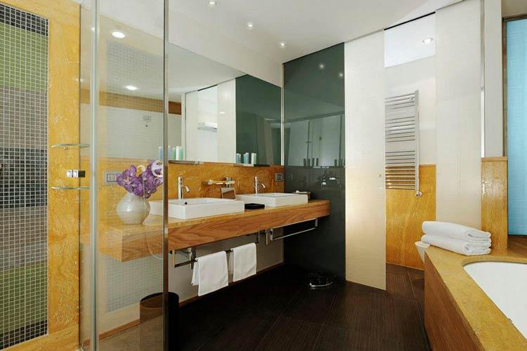 Babuino Suite Bathroom - Babuino 181 - Rom