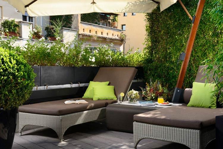 Terrace Lounge - Babuino 181 - Rom