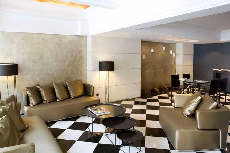 Lobby - Gran Derby Hotel - Barcelona