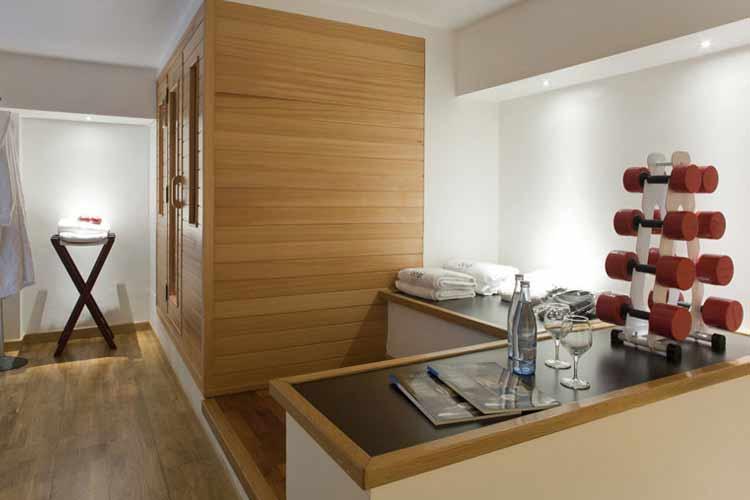 Fitness Room - Gran Derby Hotel - Barcelona