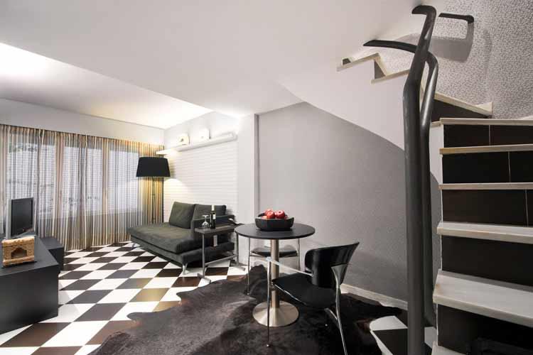 Junior Suite Duplex - Gran Derby Hotel - Barcelona