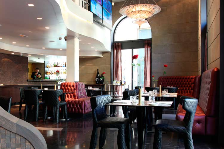 Restaurant Brasserie - Hotel Bagués - Barcelona