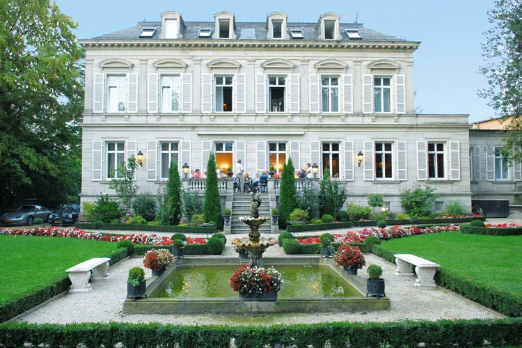 Belle poque a boutique hotel in baden baden for Small great hotels