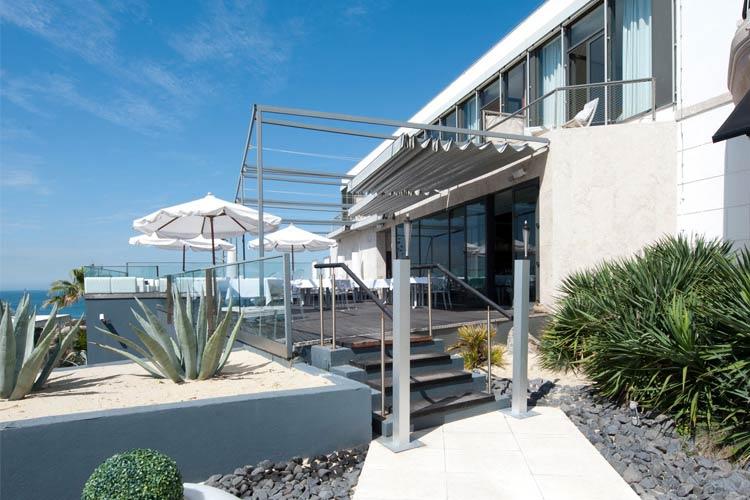 Terrace - Farol Design Hotel - Cascais
