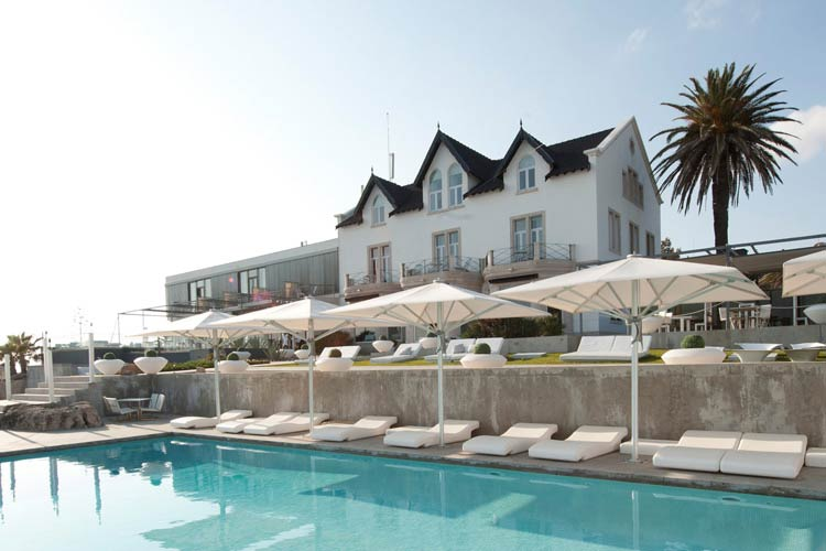Farol Design Hotel A Boutique Hotel In Cascais