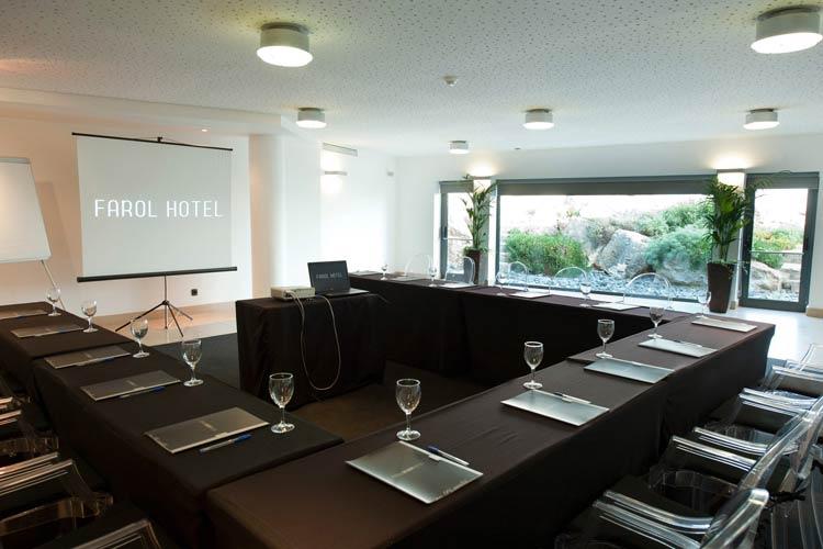 Meeting Room - Farol Design Hotel - Cascais