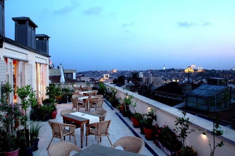 Terrace - Adahan Istanbul - Istanbul