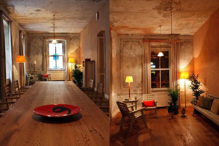 Living Room - Adahan Istanbul - Istanbul