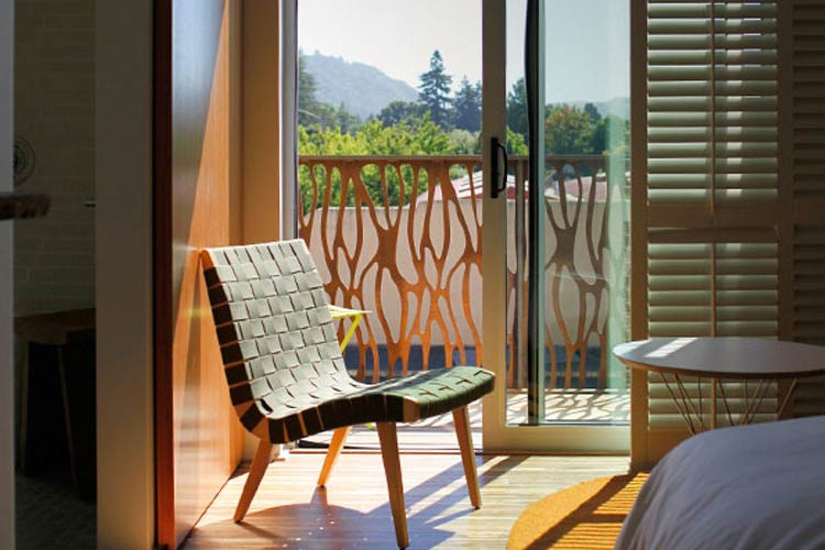 Eco King Double Room - H2 Hotel - Healdsburg