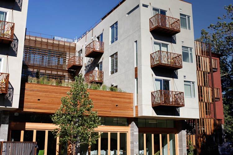 Facade - H2 Hotel - Healdsburg