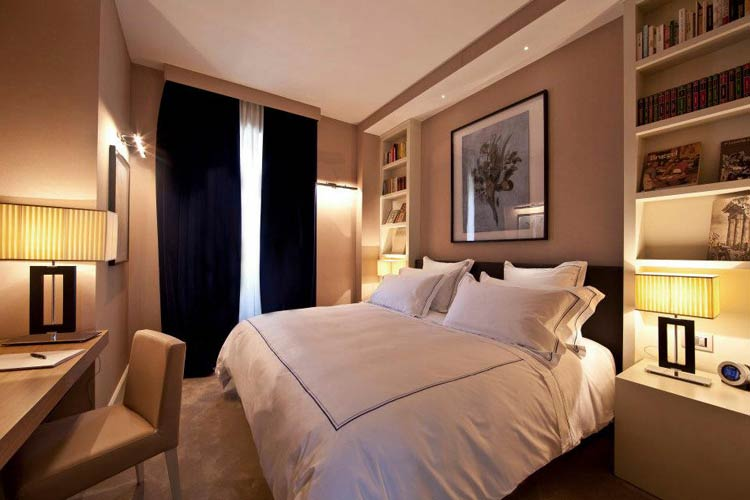 The first luxury art hotel roma a boutique hotel in rome for Design hotel dolomiten italien