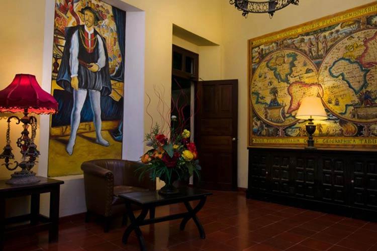 Lounge - Boutique Hotel Palacio - Santo Domingo