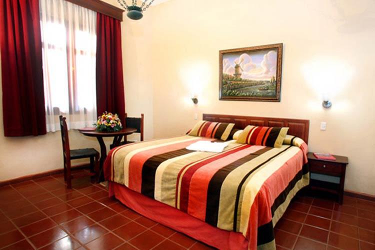 Standard Double Room - Boutique Hotel Palacio - Santo Domingo
