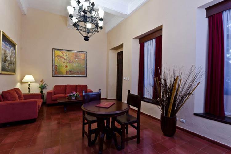 Senior Suite - Boutique Hotel Palacio - Santo Domingo