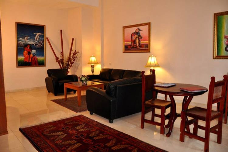 Executive Suite - Boutique Hotel Palacio - Santo Domingo