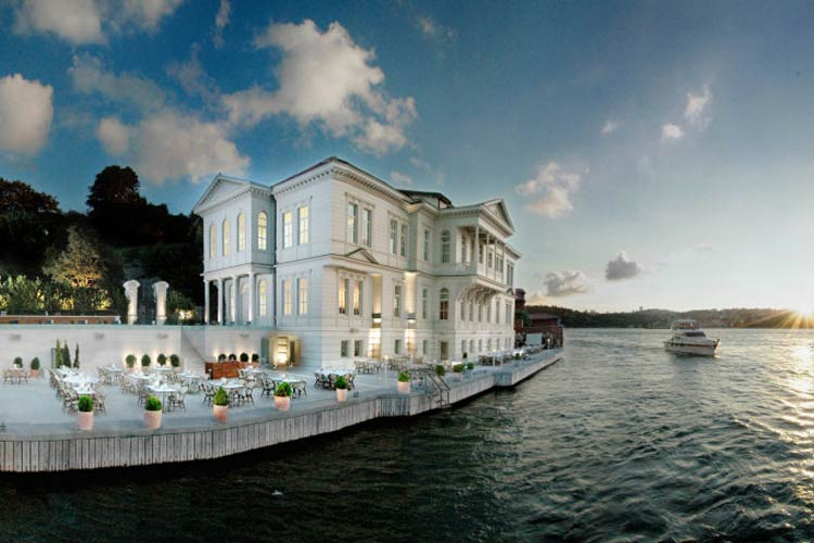 Facade - A'jia Hotel - Istanbul