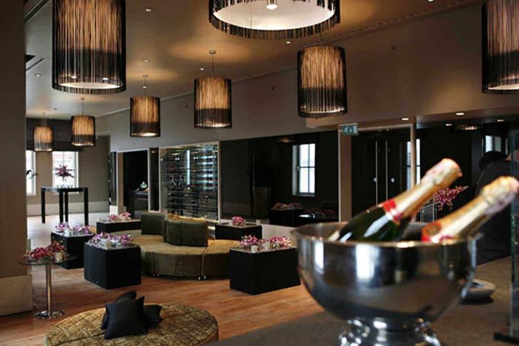 Lounge - A'jia Hotel - Istanbul