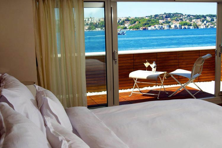 Deluxe Double Room - A'jia Hotel - Istanbul