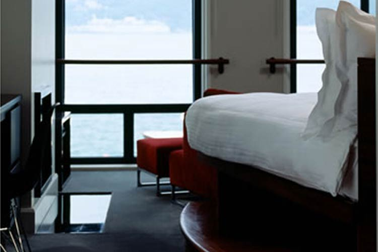 Deluxe Room - Sumahan on the Water - Istanbul