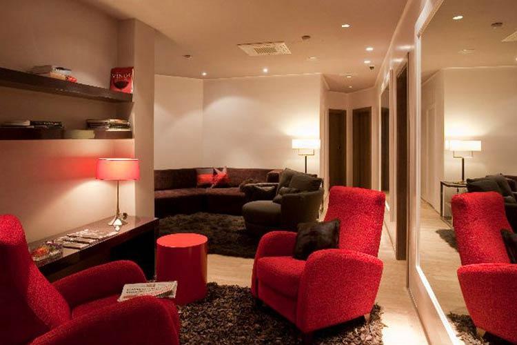 Living Room - Anba Bed & Breakfast Deluxe - Barcelona