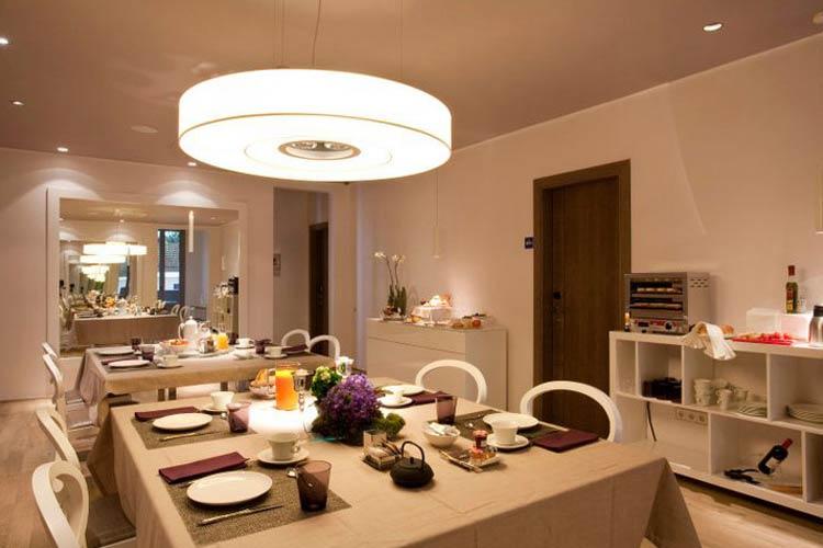 Breakfast Room - Anba Bed & Breakfast Deluxe - Barcelona