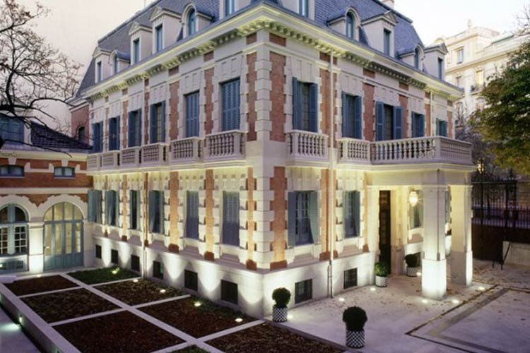 Hotel Ac Santo Mauro Ein Boutiquehotel In Madrid