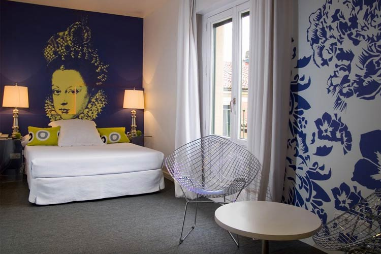 Room Mate Laura Ein Boutiquehotel In Madrid