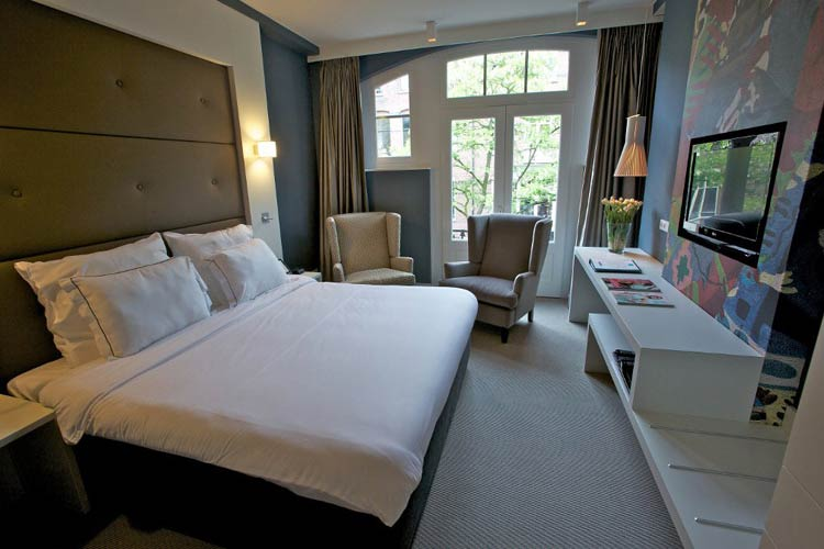 Executive Double Room - Hotel JL No76 - Amsterdam