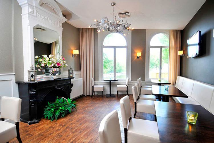 Living Room - Boutique Hotel View - Amsterdam