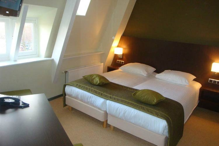 Small Double Room - Boutique Hotel View - Amsterdam