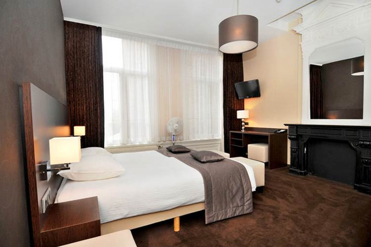 Deluxe Double Room - Boutique Hotel View - Amsterdam