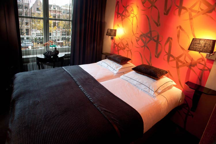 Small Double Room - Hotel Sebastian's - Amsterdam