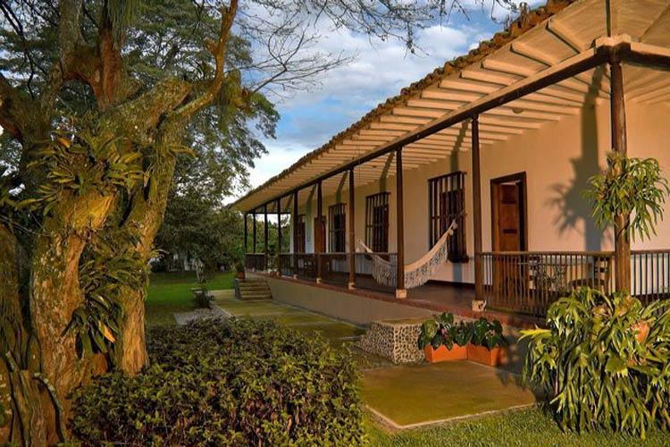 Hacienda Castilla Un Hotel Boutique En Pereira