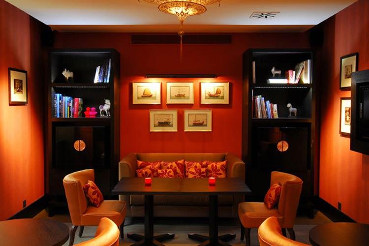 Lounge - Eastwest Hotel - Ginebra