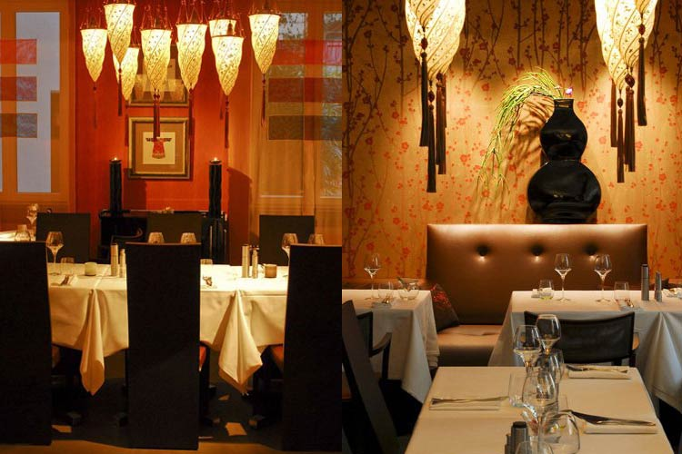 Restaurant - Eastwest Hotel - Ginebra