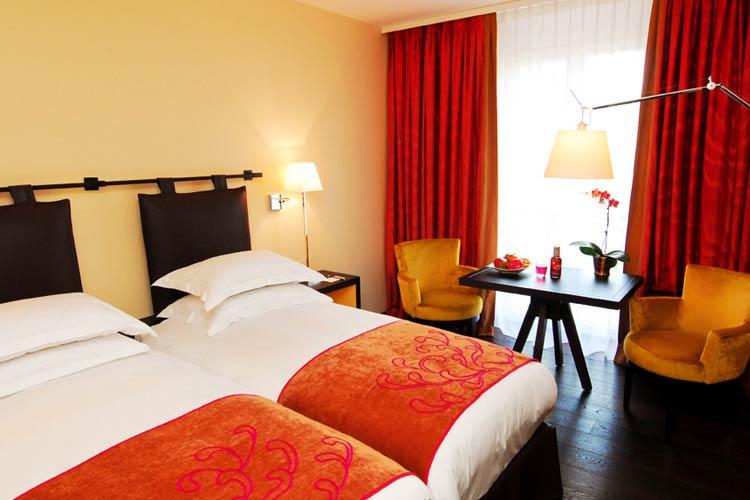 Superior Double Room - Eastwest Hotel - Ginebra
