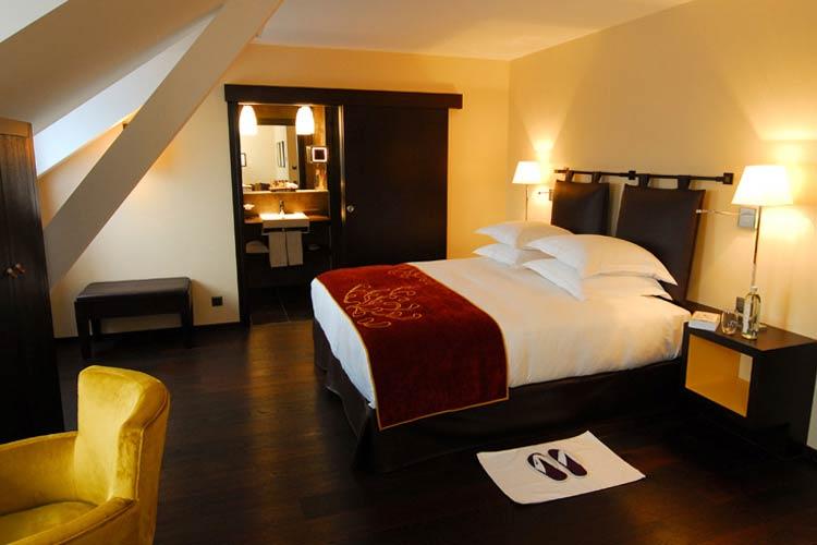 Junior Suite - Eastwest Hotel - Ginebra